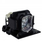 Original Inside lamp for HITACHI CP-CX251N projector - Replaces DT01511