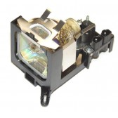 Original Inside lamp for CANON LV-S3 projector - Replaces LV-LP20 / 9431A001AA