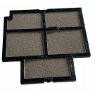Genuine VIEWSONIC Replacement Air Filter For PJ502 Part Code: NJ09702