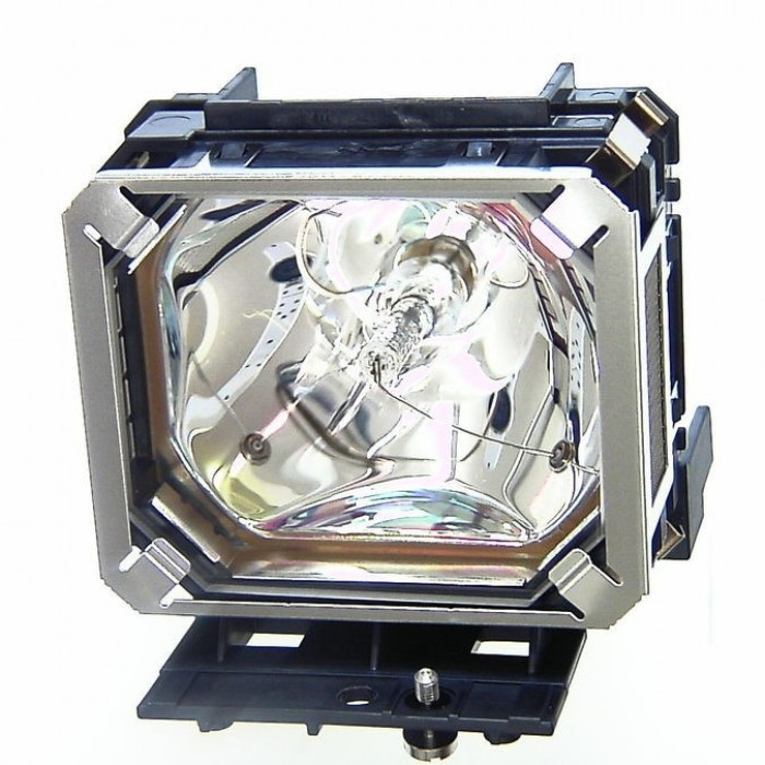 Replacement Lamp with Housing for CANON XEED SX7 with Ushio Bulb Inside